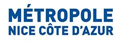 Logo de la Métropole Nice Côte d'Azur
